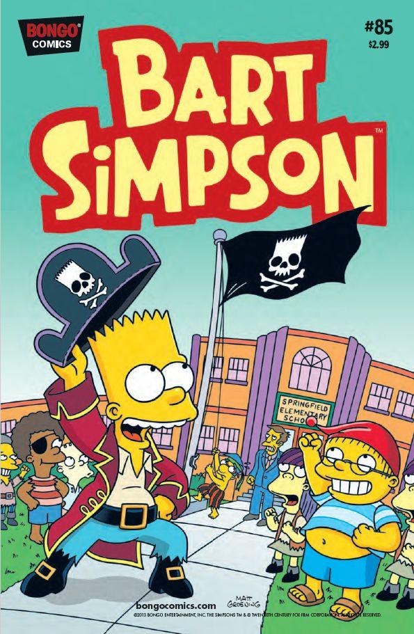 obrázek k novince - Bart Simpson 9/2020