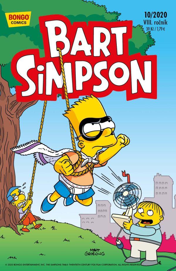 obrázek k novince - Bart Simpson 10/2020