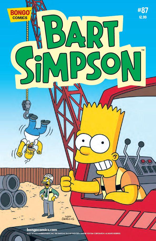 Bart Simpson 11/2020