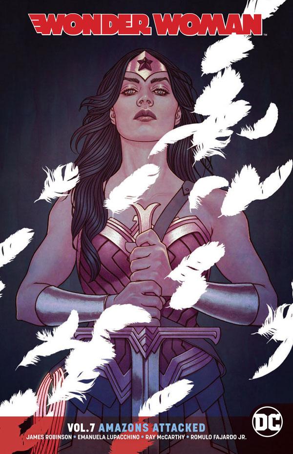 obrázek k novince - Wonder Woman 7: Útok na Amazonky