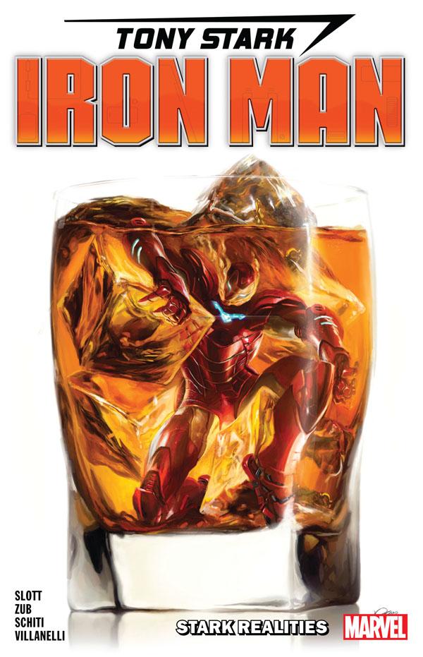 obrázek k novince - Tony Stark - Iron Man 2: Železný starkofág