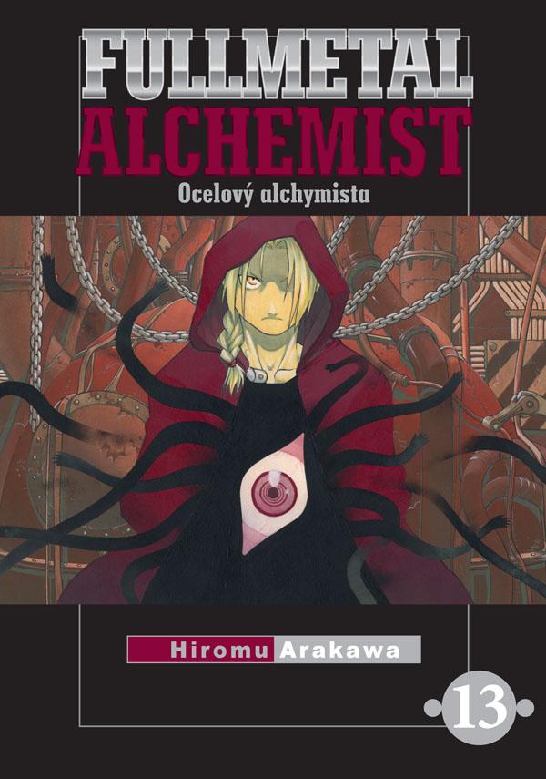 obrázek k novince - Fullmetal Alchemist - Ocelový alchymista 13