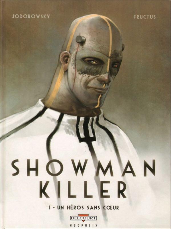 obrázek k novince - Showman Killer (brož.) (Mistrovská díla evropského komiksu)