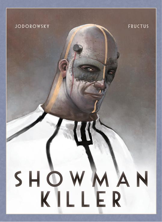 obrázek k novince - Showman Killer (váz.) (Mistrovská díla evropského komiksu)