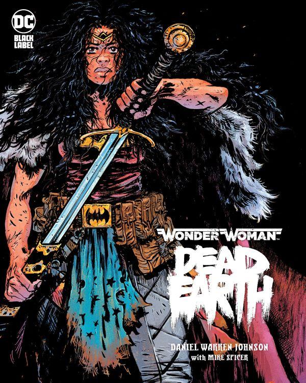 obrázek k novince - Wonder Woman: Mrtvá Země