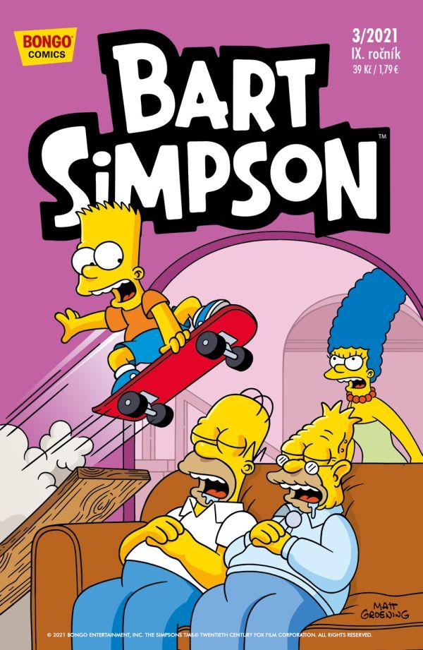 obrázek k novince - Bart Simpson 3/2021