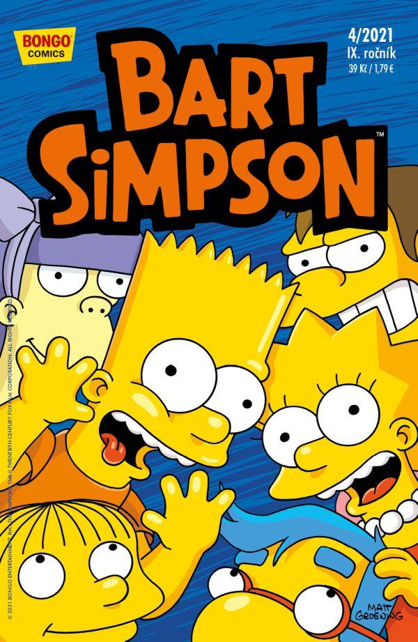 obrázek k novince - Bart Simpson 4/2021