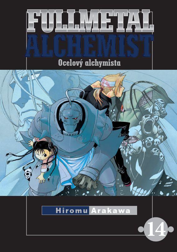 obrázek k novince - Fullmetal Alchemist - Ocelový alchymista 14