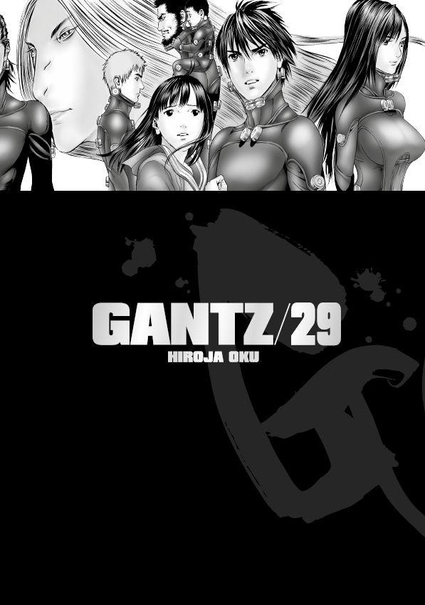 obrázek k novince - Gantz 29