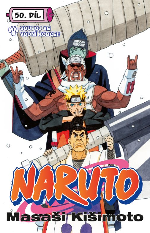 obrázek k novince - Naruto 50: Souboj ve vodní kobce