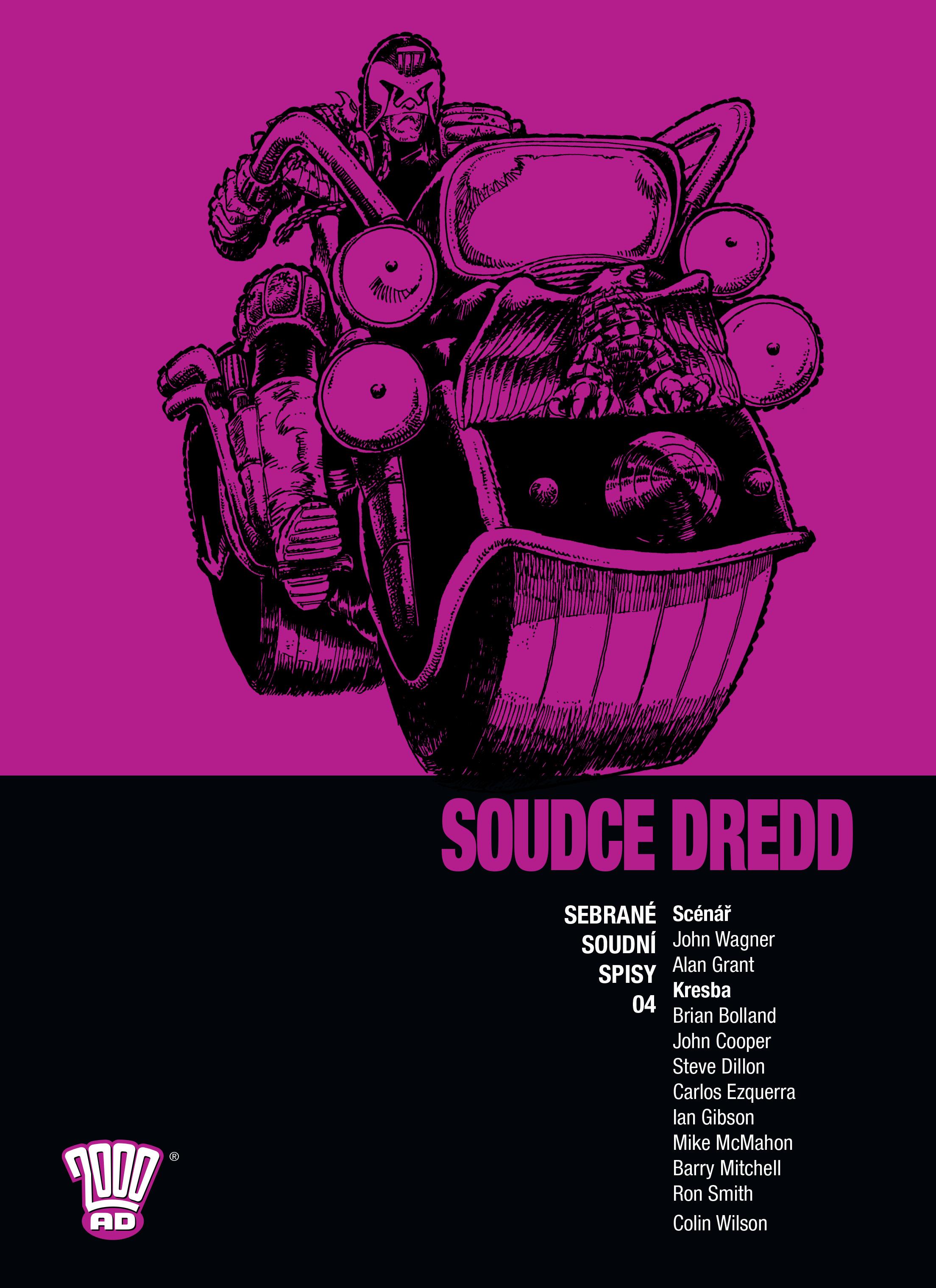 obrázek k novince - Soudce Dredd 4