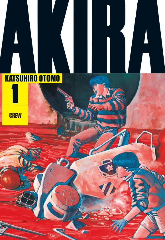 obrázek k novince - Akira 1