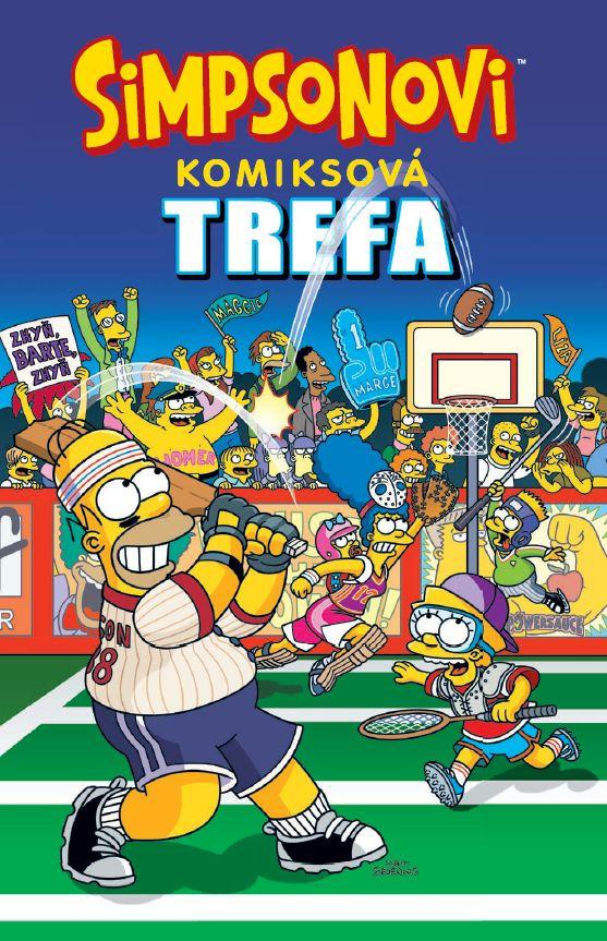 obrázek k novince - Simpsonovi: Komiksová trefa