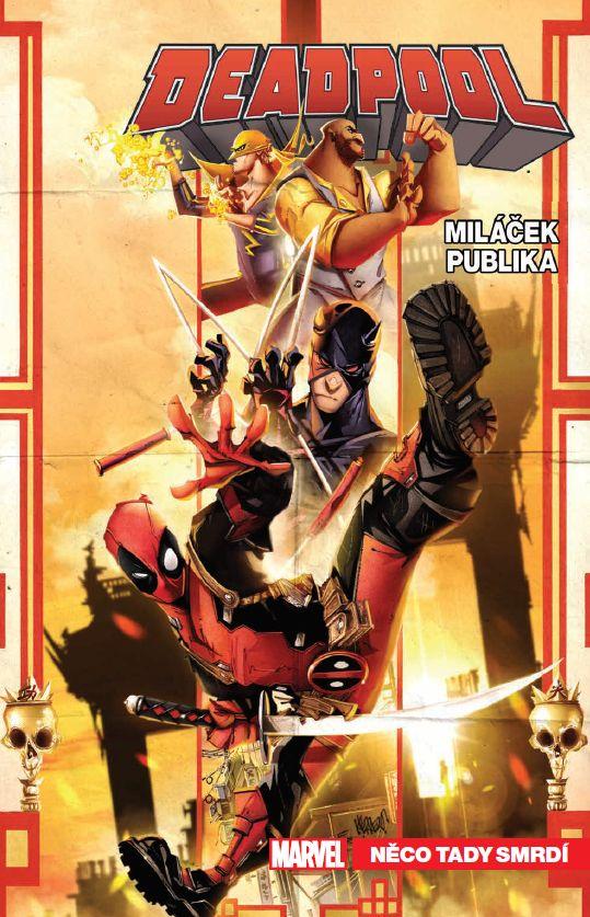 obrázek k novince - Deadpool, miláček publika 3: Něco tady smrdí