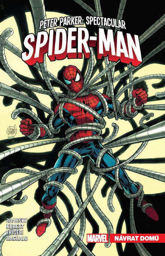 obrázek k novince - Peter Parker Spectacular Spider-Man 4: Návrat domů