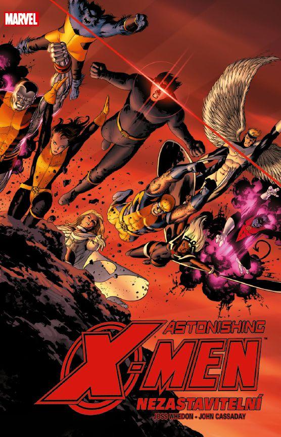 obrázek k novince - Astonishing X-Men 4: Nezastavitelní