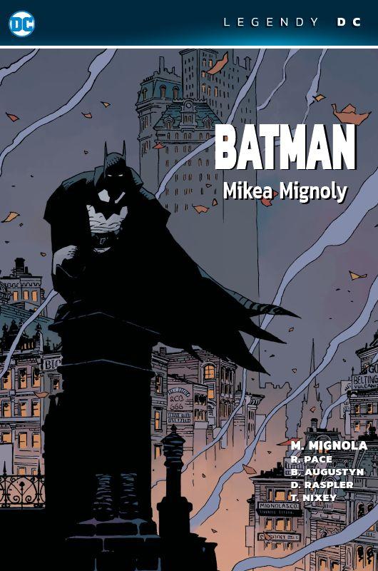 obrázek k novince - Batman Mikea Mignoly (Legendy DC)