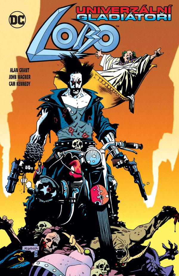 obrázek k novince - Lobo: Univerzální gladiátoři (2. vydání)