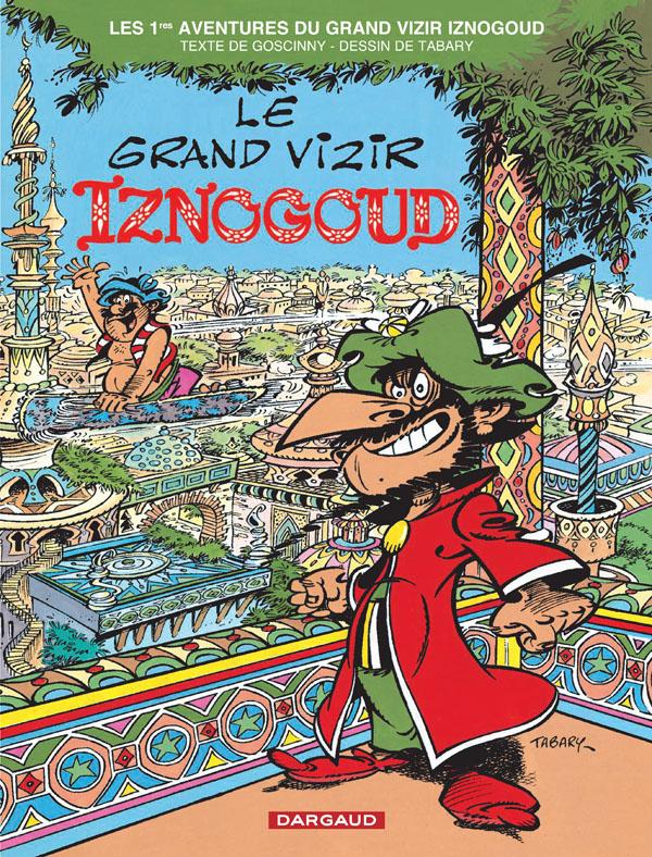 Velkovezír Iznougud (váz.) (Mistrovská díla evropského komiksu)