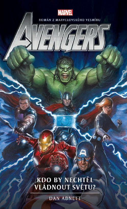obrázek k novince - Avengers: Kdo by nechtěl vládnout světu?