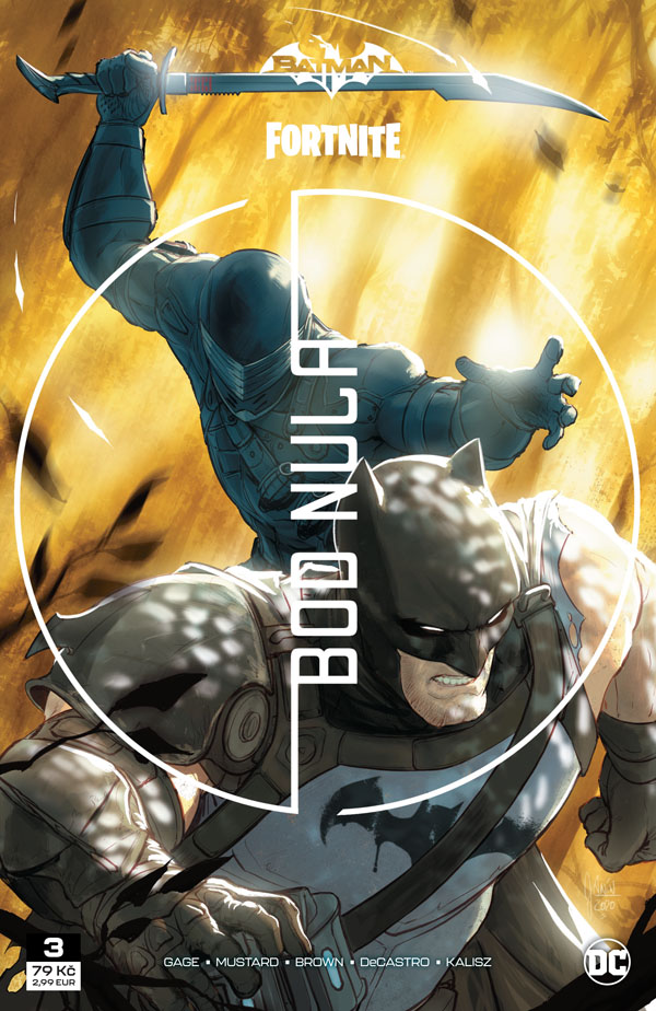 Batman/Fortnite: Bod nula 3