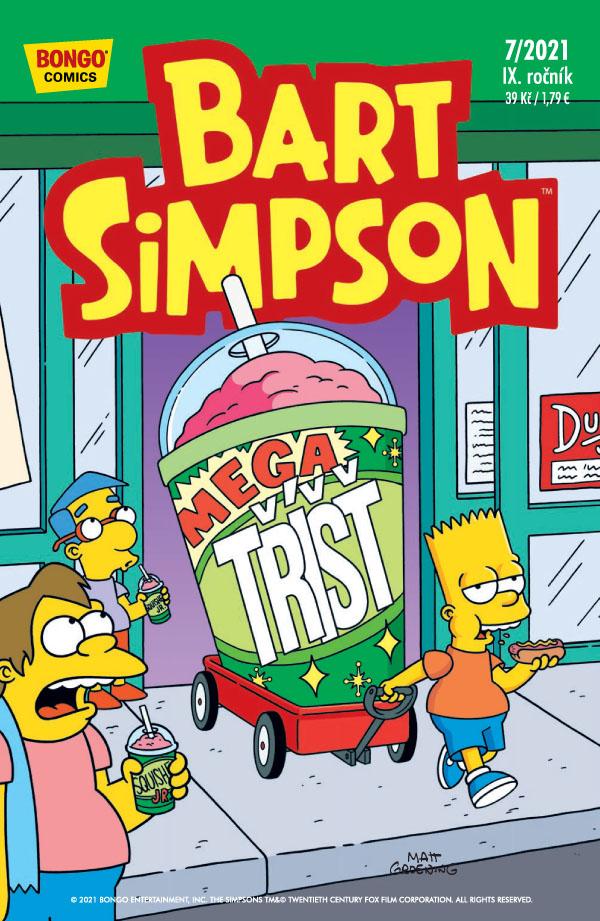 obrázek k novince - Bart Simpson 7/2021
