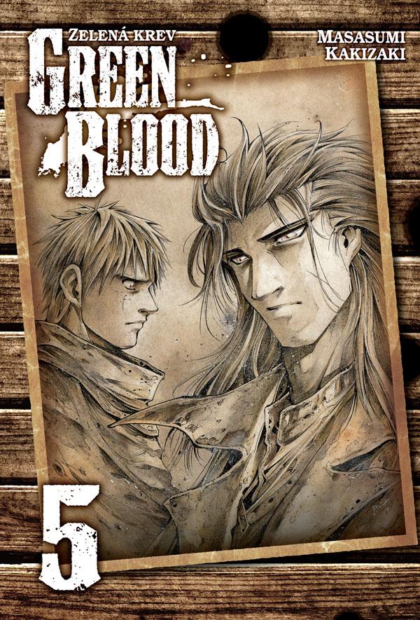 obrázek k novince - Green Blood - Zelená krev 5