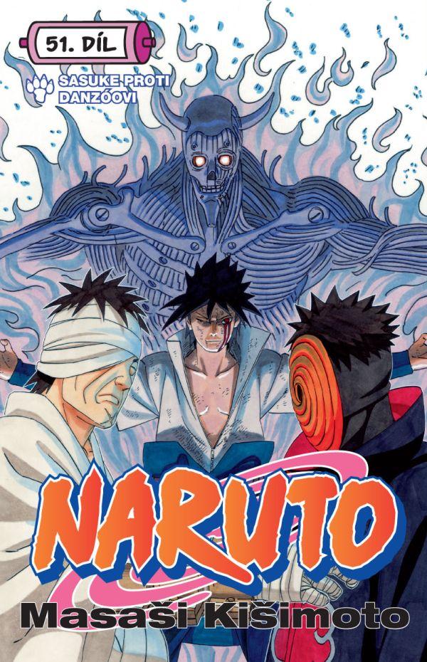 obrázek k novince - Naruto 51: Sasuke proti Danzóovi