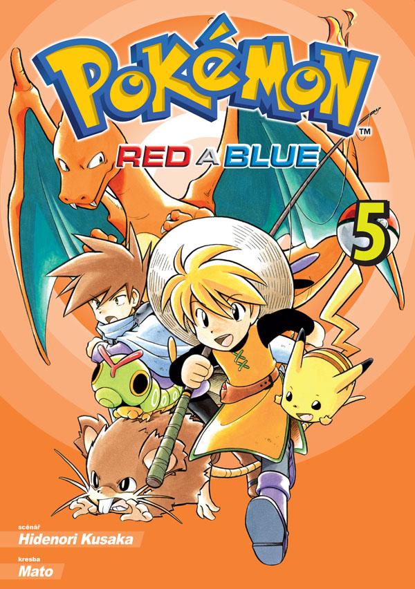 obrázek k novince - Pokémon - Red a Blue 5