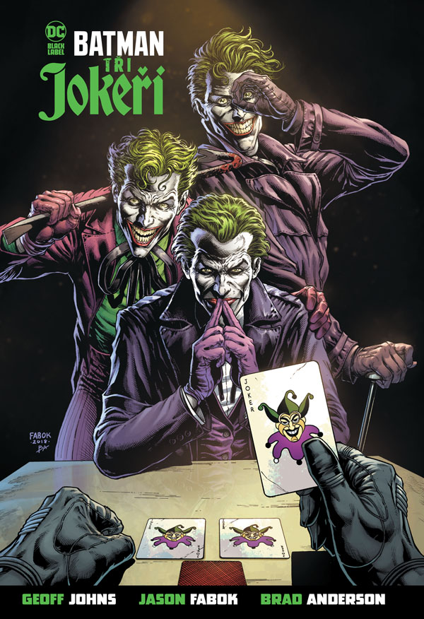 obrázek k novince - Batman: Tři Jokeři