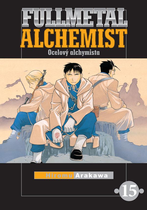 obrázek k novince - Fullmetal Alchemist - Ocelový alchymista 15