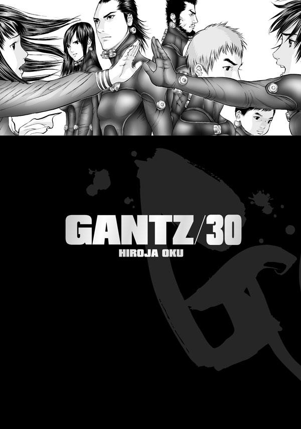 obrázek k novince - Gantz 30