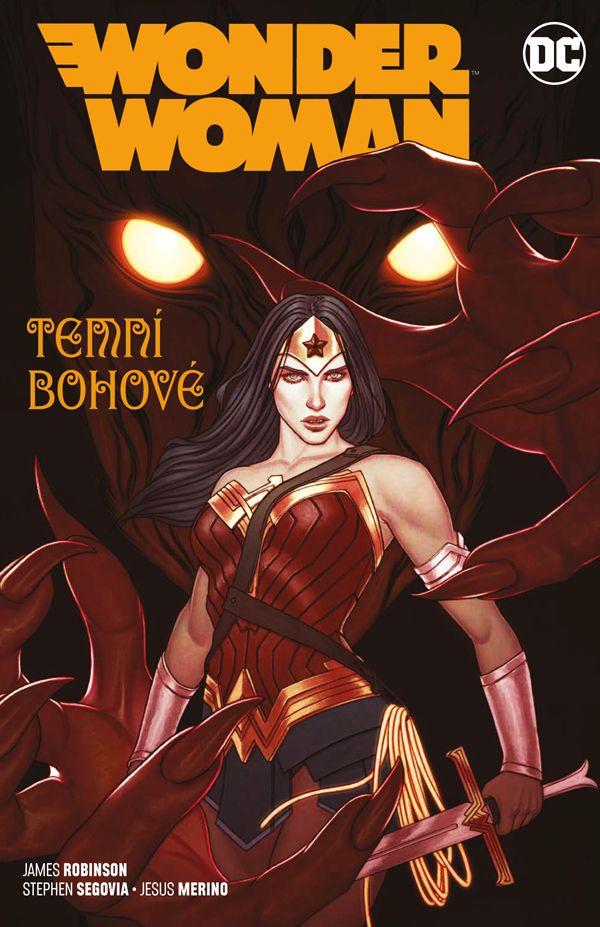 obrázek k novince - Wonder Woman 8: Temní bohové