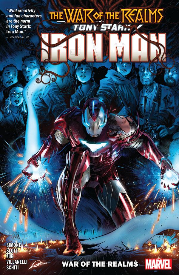 obrázek k novince - Tony Stark - Iron Man 3: Válka říší