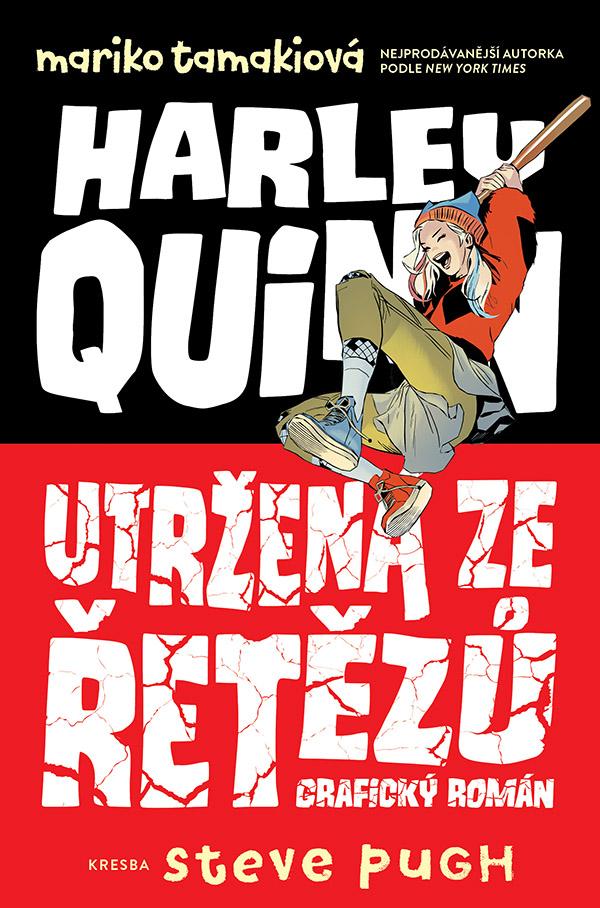 obrázek k novince - Harley Quinn: Utržená ze řetězů