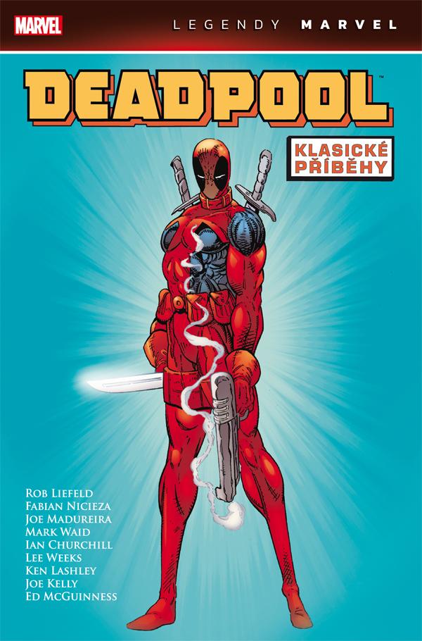 obrázek k novince - Deadpool: Klasické příběhy (Legendy Marvel)
