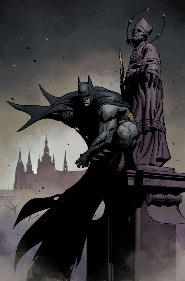 Batman: Svět