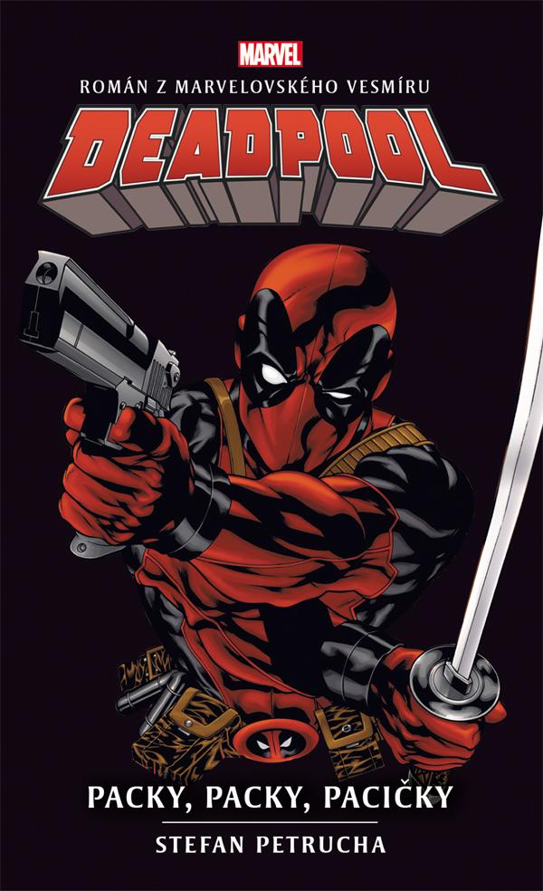 obrázek k novince - Deadpool: Packy, packy, pacičky