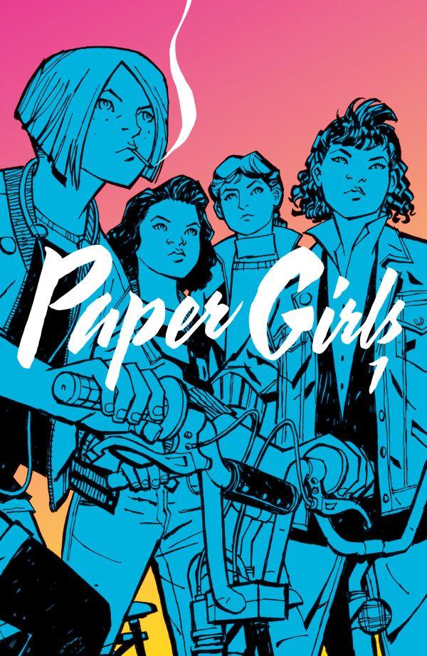 obrázek k novince - Paper Girls 1