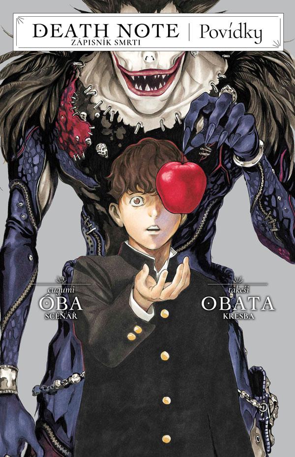 obrázek k novince - Death Note: Povídky
