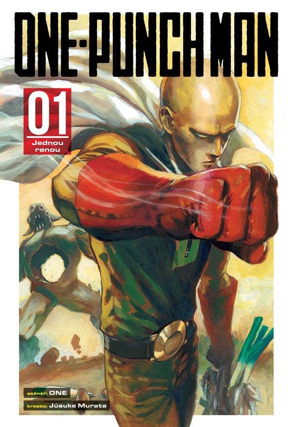 obrázek k novince - One-Punch Man 1: Jednou ranou