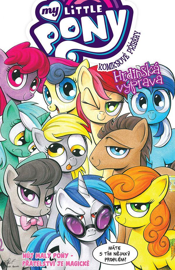 obrázek k novince - My Little Pony: Hrdinská výprava