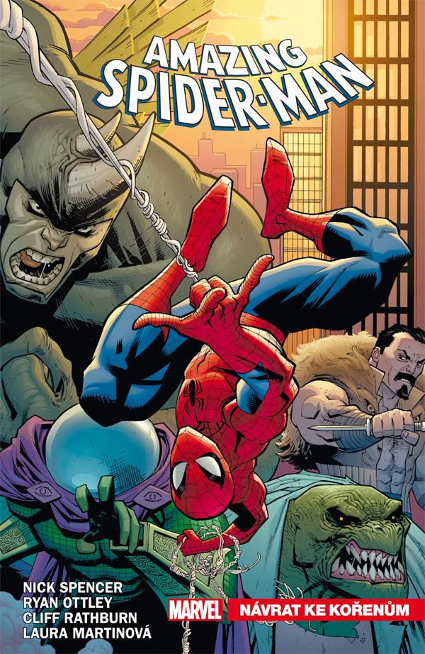 obrázek k novince - Amazing Spider-Man 1: Návrat ke kořenům