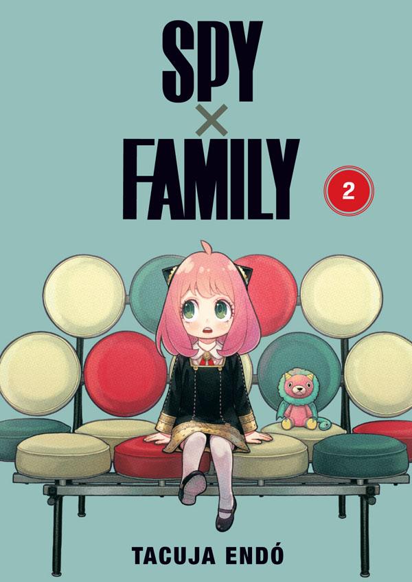 obrázek k novince - Spy x Family 2