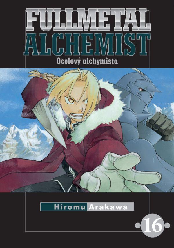 obrázek k novince - Fullmetal Alchemist - Ocelový alchymista 16
