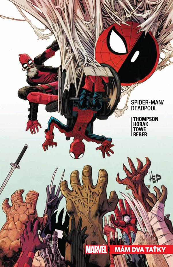 obrázek k novince - Spider-Man/Deadpool 7: Mám dva taťky