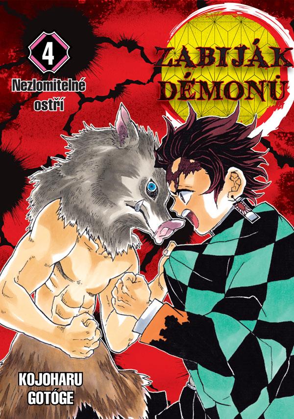 obrázek k novince - Zabiják démonů 4: Nezlomitelné ostří