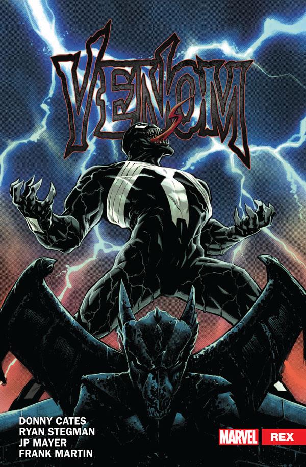 obrázek k novince - Venom 1: Rex