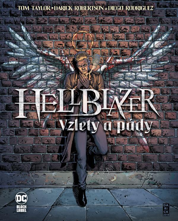obrázek k novince - Hellblazer: Vzlety a pády