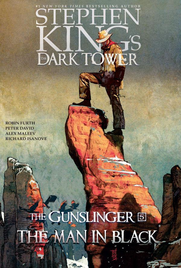 obrázek k novince - Temná věž - Pistolník 5: Muž v černém